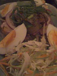 クルン・サイアムでタイ料理