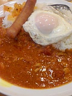 松屋のフレッシュトマトカレー